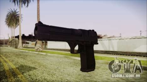 PayDay 2 Deagle para GTA San Andreas segunda tela