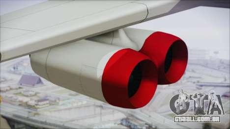 GTA 5 Cargo Plane para GTA San Andreas vista direita