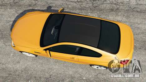 GTA 5 BMW M6 2013 voltar vista