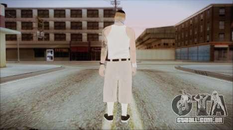 GTA 5 LS Vagos 2 para GTA San Andreas terceira tela