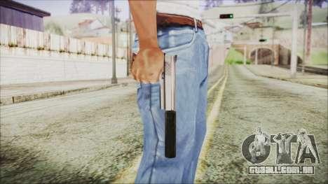 Wildey Magnum para GTA San Andreas terceira tela
