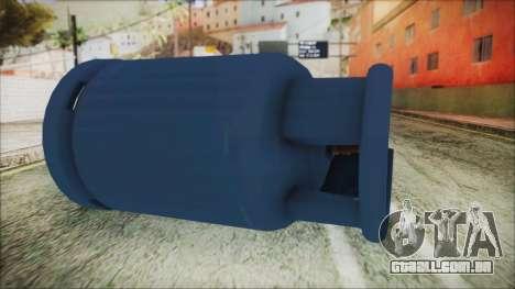 Gas LPG 12 kg para GTA San Andreas segunda tela