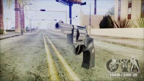Snub Nose para GTA San Andreas