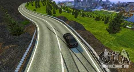 Stelvio Pass Faixa para GTA 4