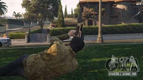 GTA 5 Stance terceiro screenshot