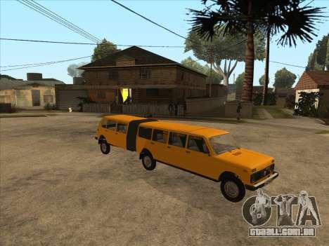 VAZ 2131 Hyper para GTA San Andreas esquerda vista