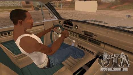 GTA 5 Declasse Clean Voodoo IVF para GTA San Andreas vista direita