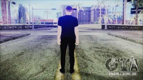 GTA Online Skin 24 para GTA San Andreas terceira tela