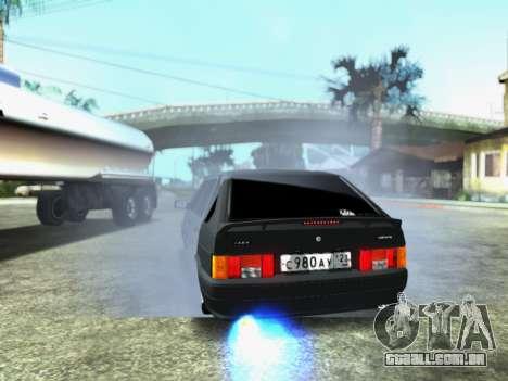 2114 para GTA San Andreas vista direita
