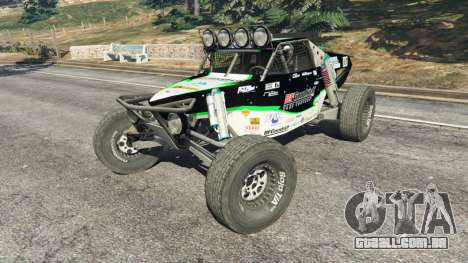 GTA 5 Ickler Jimco Buggy [Beta] vista lateral direita