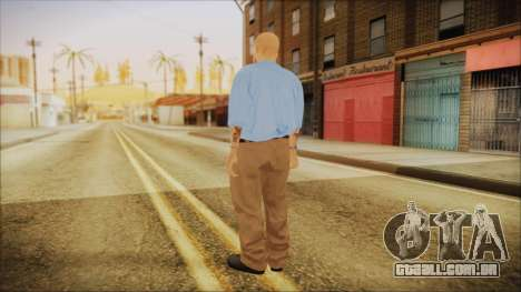 GTA 5 LS Vagos 3 para GTA San Andreas terceira tela