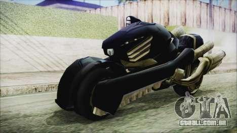 FF7AC Bike para GTA San Andreas