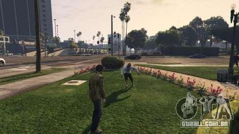 GTA 5 The Force Unleashed quarto screenshot