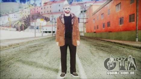 GTA Online Skin 30 para GTA San Andreas segunda tela