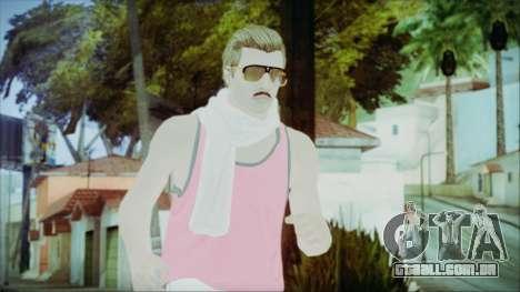 GTA Online Skin 36 para GTA San Andreas