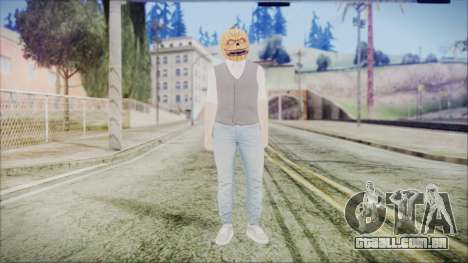 GTA Online Skin 33 para GTA San Andreas segunda tela