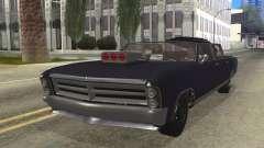 GTA 5 Albany Lurcher Cabrio Style para GTA San Andreas
