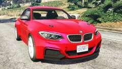 BMW M235i (F22) 2014 para GTA 5