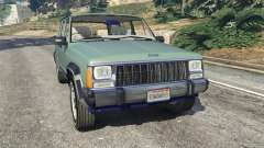 Jeep Cherokee XJ 1984 [Beta]