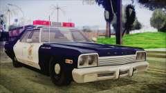 Dodge Monaco 1974 LSPD General Duties Unit