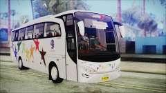 Starbus 34XM para GTA San Andreas