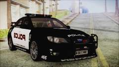 Subaru Impreza Police