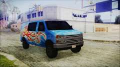 GTA 5 Bravado Paradise Octopus Artwork