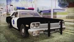 Dodge Monaco 1974 SFPD