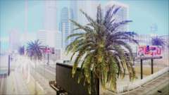GTA 5 Vegetation [W.I.P] - Palms para GTA San Andreas