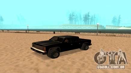 FBIranch By MarKruT para GTA San Andreas