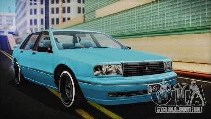 GTA 5 Albany Primo Custom Bobble Version IVF para GTA San Andreas