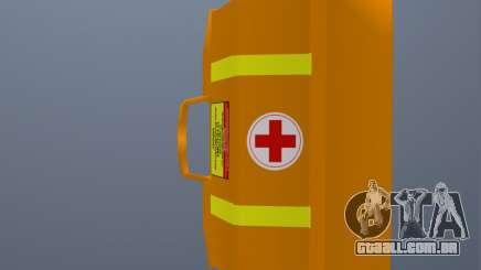 Kit De Primeiros Socorros para GTA San Andreas