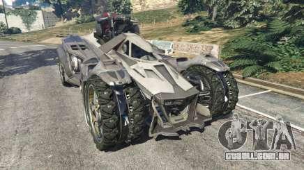 Batmobile Mk2 v0.9 para GTA 5