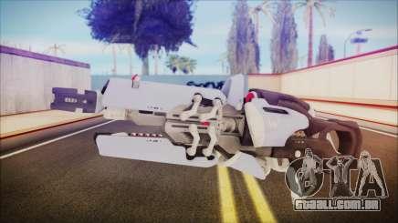 Widowmaker - Overwatch Sniper Rifle para GTA San Andreas