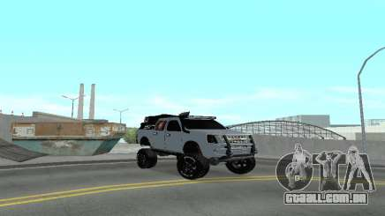 Chevrolet Luv D-MAX 2015 FORA-de-ESTRADA, TODO-o-TERRENO para GTA San Andreas