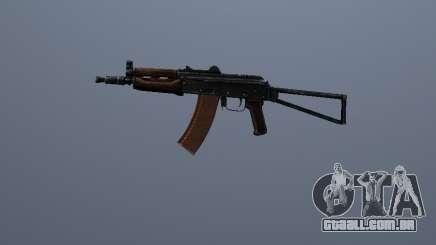 AK-74U para GTA San Andreas