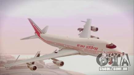 Boeing 747-237Bs Air India Chandragupta para GTA San Andreas
