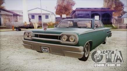 GTA 5 Declasse Clean Voodoo IVF para GTA San Andreas
