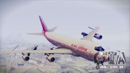 Boeing 747-237Bs Air India Harsha Vardhan para GTA San Andreas