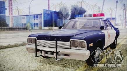 Dodge Monaco 1974 LSPD Highway Patrol Version para GTA San Andreas