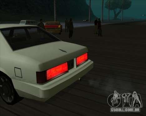 Novo Veículo.txd v2 para GTA San Andreas décimo tela