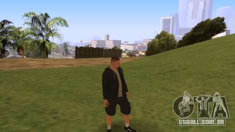 Time Animation para GTA San Andreas terceira tela