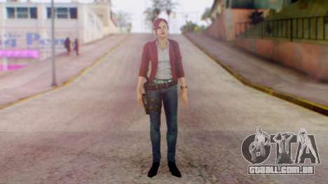 Jessica Jones Friend 1 para GTA San Andreas segunda tela