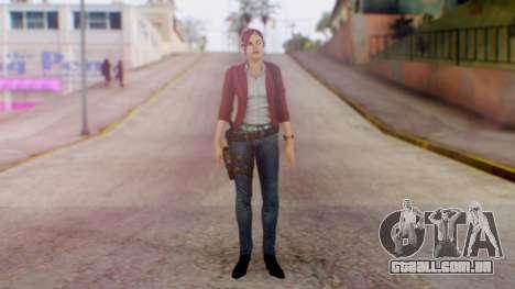 Jessica Jones Friend 1 para GTA San Andreas segunda tela