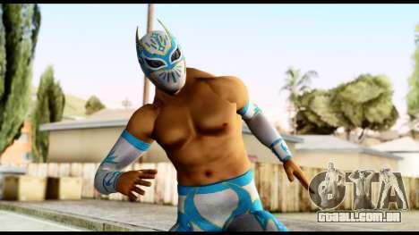 WWE Sin Cara para GTA San Andreas