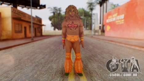 U Warrior para GTA San Andreas segunda tela