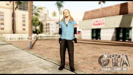 WWE UAB para GTA San Andreas segunda tela