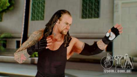 The Undertaker para GTA San Andreas