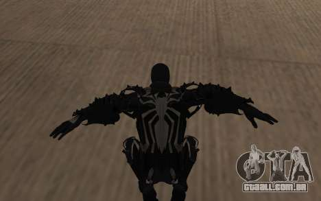 Agente de Veneno por Robinosuke para GTA San Andreas quinto tela