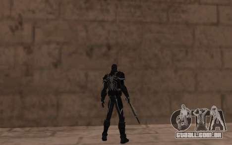Agente de Veneno por Robinosuke para GTA San Andreas por diante tela